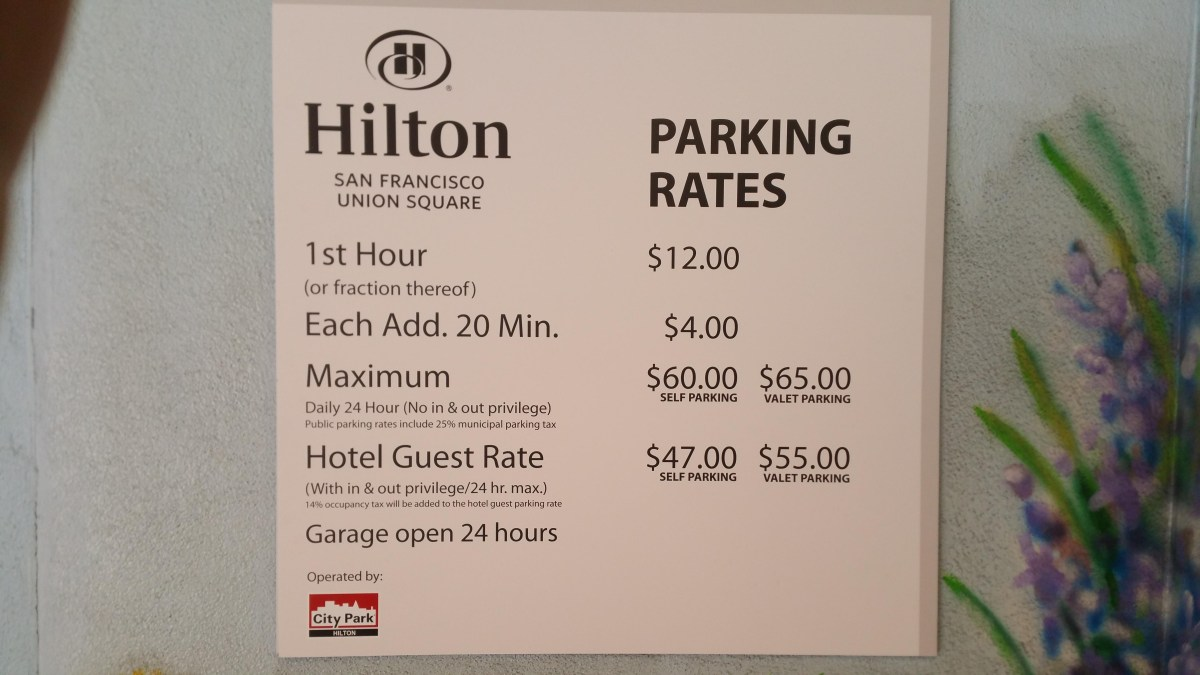 Why Do Hotels Charge For Parking? And How Can You Get Around Having To Pay For It?
