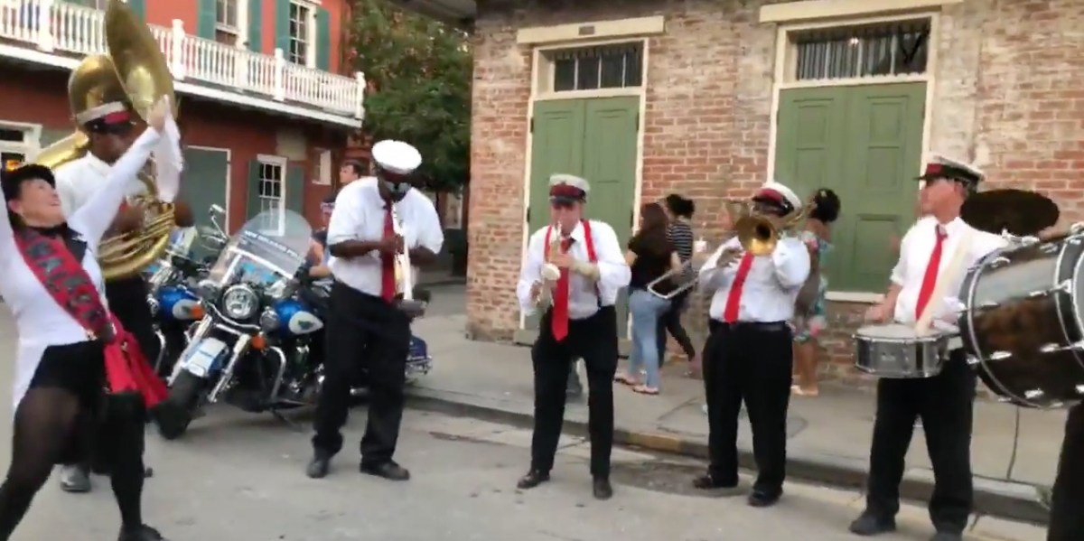 We Had A Parade In New Orleans, And You Can, Too!!!