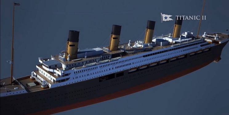 Replica Of Original Titanic Cruise Ship To Sail in 2022 & Follow Path of Original Ship. Well, Maybe.