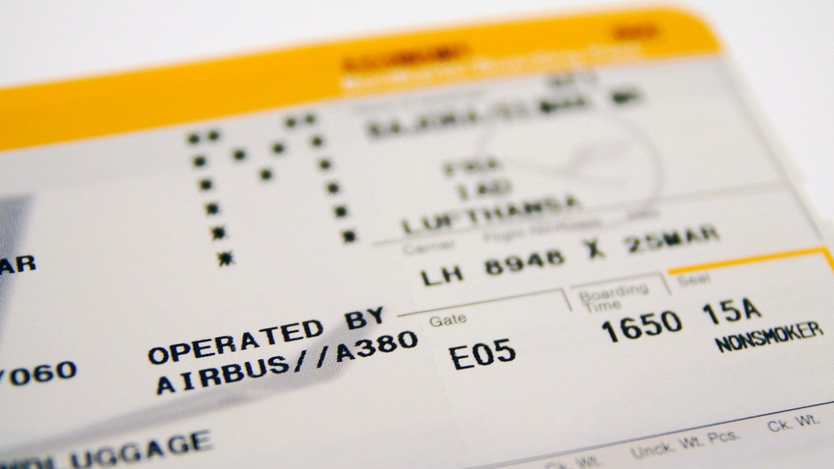Do You Still Print Your Boarding Pass?