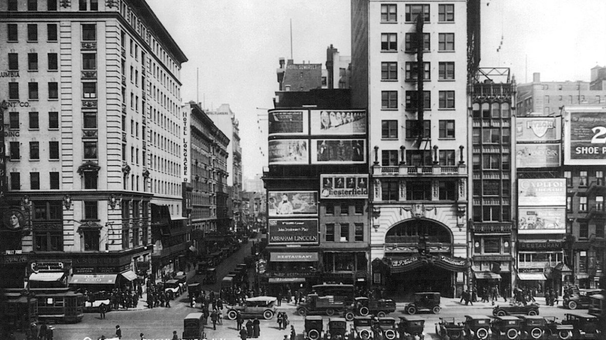 How Do You Rebuild A Hotel Around A Historic Landmark?