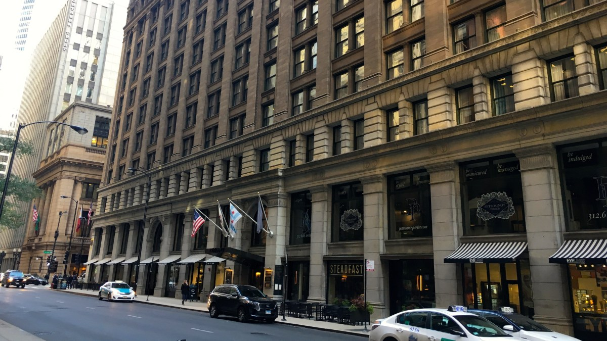 Our Two Night Stay In A Chicago Life Insurance Building