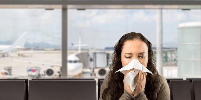 All About Flying With A Cold – Safety, Protection, Kids, Refunds & More