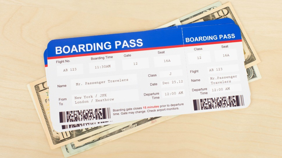 What You Don't Want To See On Your Boarding Pass