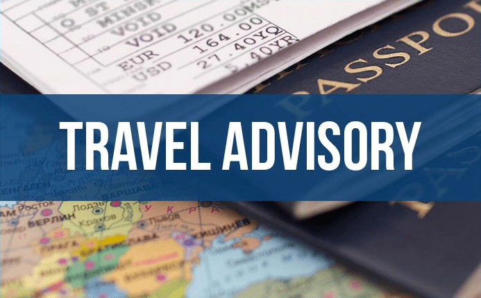 New Travel Advisory For Citizens Of U.S., U.K. & Other Countries Going Overseas