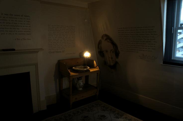 servants' bedroom