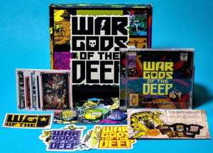 war gods of the deep box