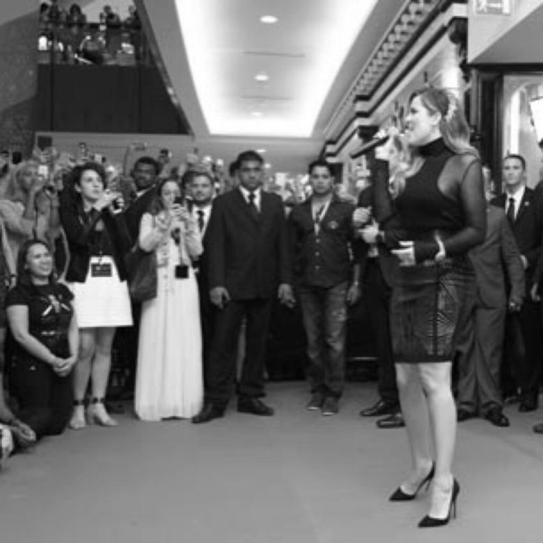 Lipsy London Celebrity In Mall Visit and Media Strategy