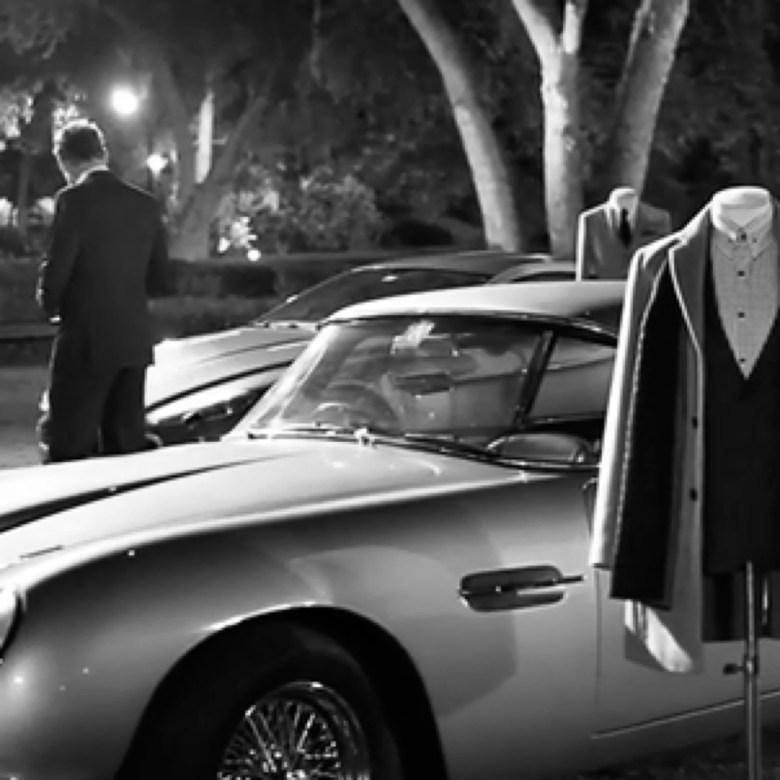 Reiss London, Aston Martin, Edgar, British Embassy Collaboration Event