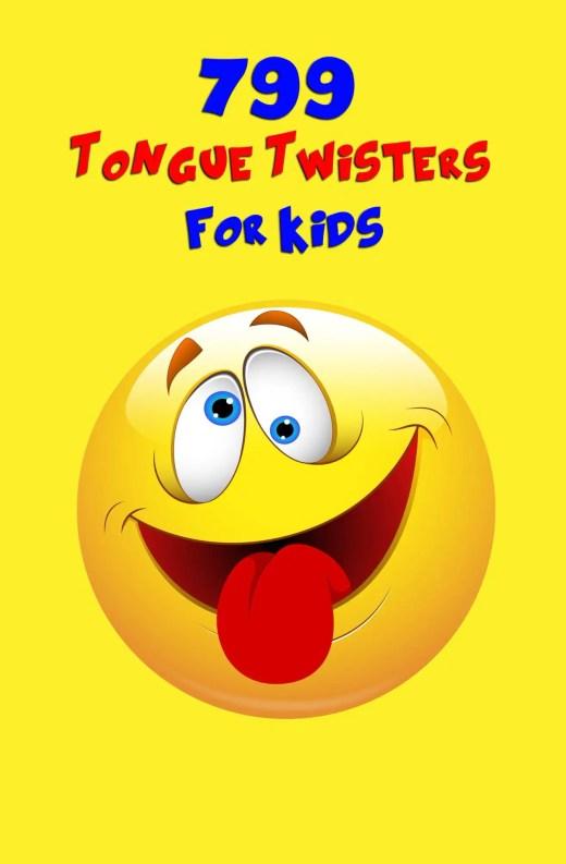 799+ Tongue Twisters For Kids by JB Publishing Ltd yournewbook.com