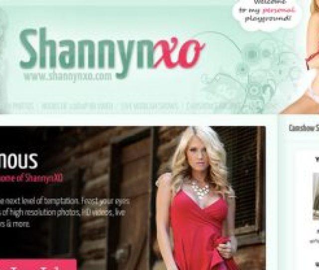 Shannynxo Site