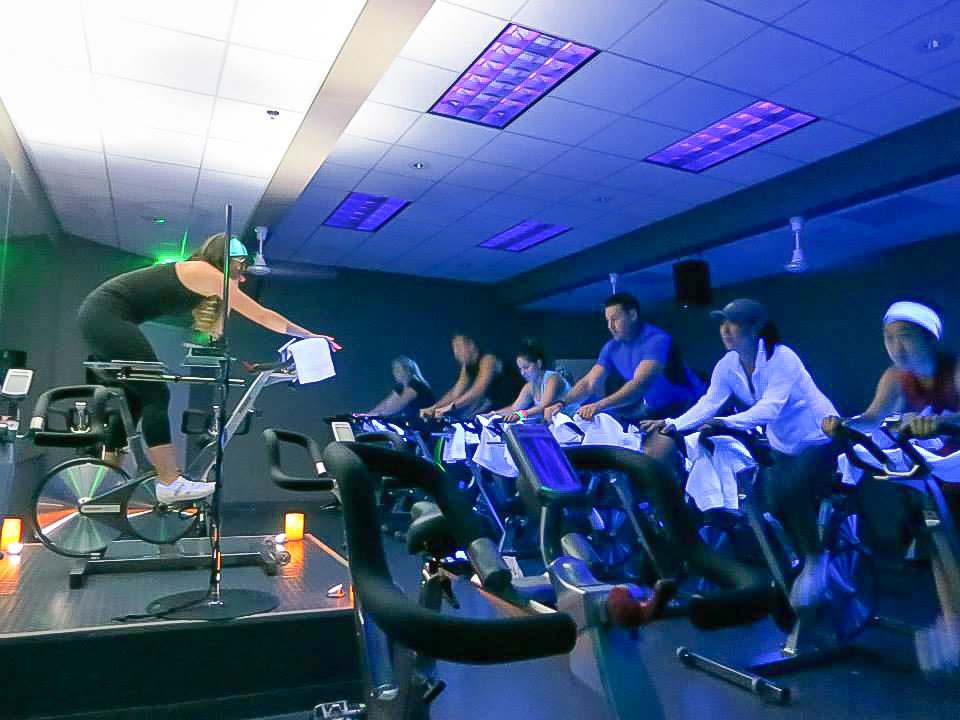 See Why The Rush Indoor Cycling Studio Has Carmel Valley Spinning  YNC