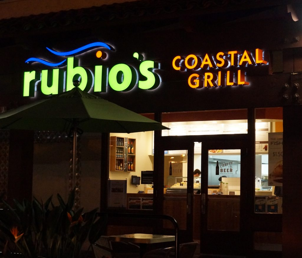 Fresh Upgrades to Rubios Coastal Grill Menu  Design  YNC