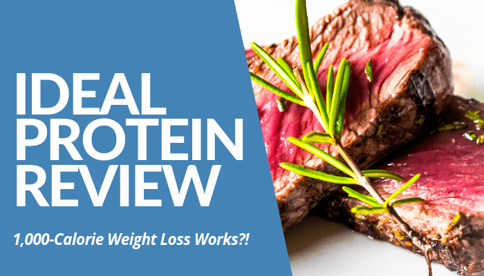 Ideal Protein Review 1000Calorie Weight Loss  Your