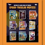 Enter To Win A Family Halloween Dvd From Warner Bros.