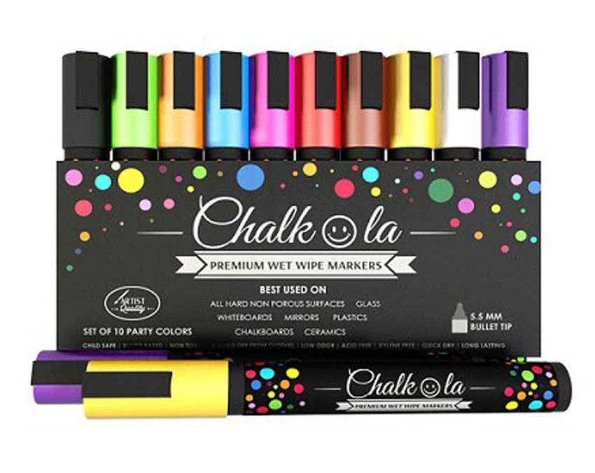 Product Review: Chalkola Chalk Markers