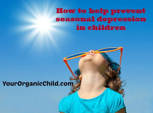 How to Help Prevent Seasonal Depression in Children