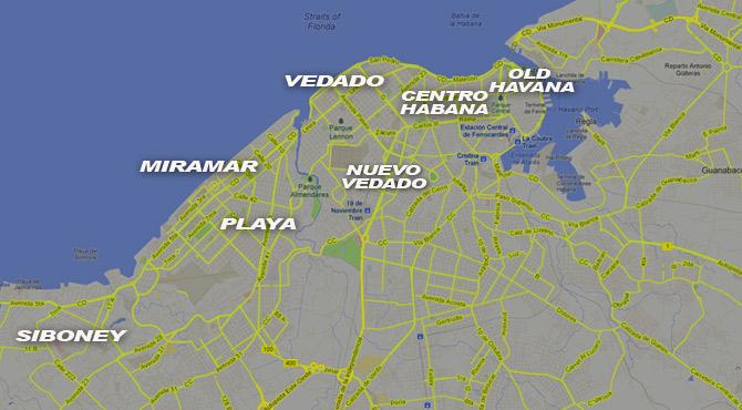 Cuba  Havana  Casa Particular  Booking  YourOwnCuba