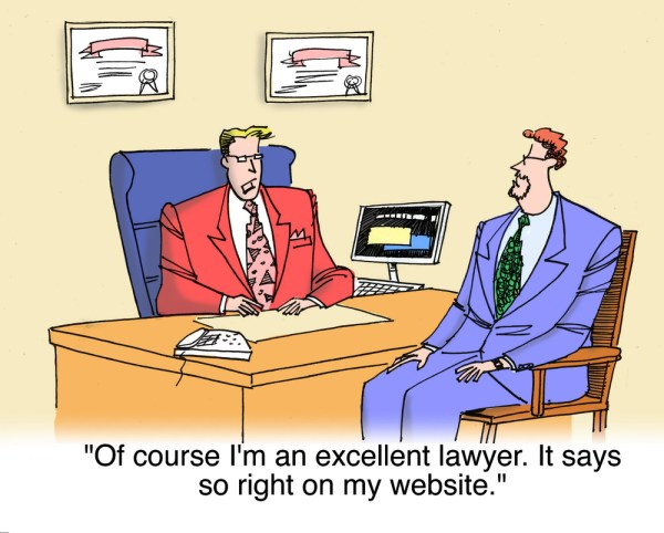 Starting Your Own Law Firm - Believe That You Are the Best