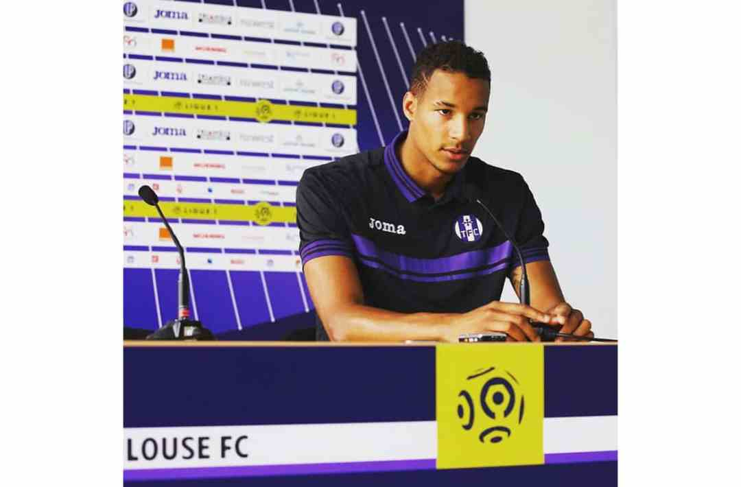 Christopher Jullien - Interview Toulouse FC