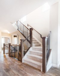 Interior Staircase - Pacesetter Homes