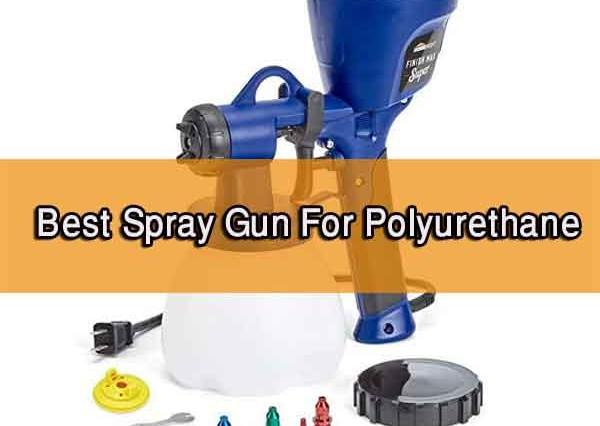 Spray Gun For Polyurethane