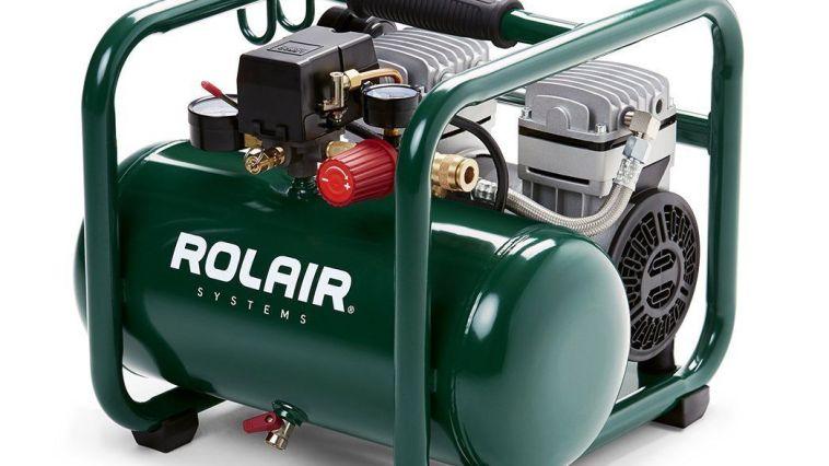 Rolair JC10 Plus 1 HP Oil-Less Compressor Review