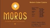Moros Cuban Restaurant