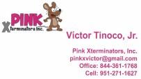 Pink Exterminator
