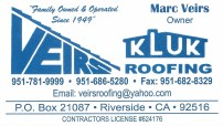 Veirs Roofing