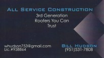 All Service Construction