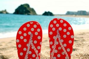 the dreaded 'flip-flops' of Summer