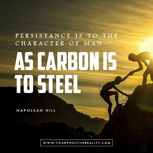   10 Powerful Quotes on Persistence