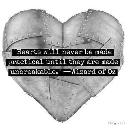 Tin Man Heart
