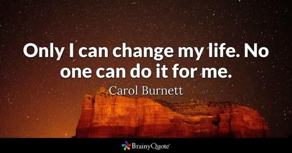 carolburnett Change My Life