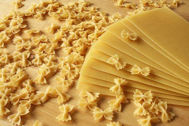 Bowtie Pasta Pic