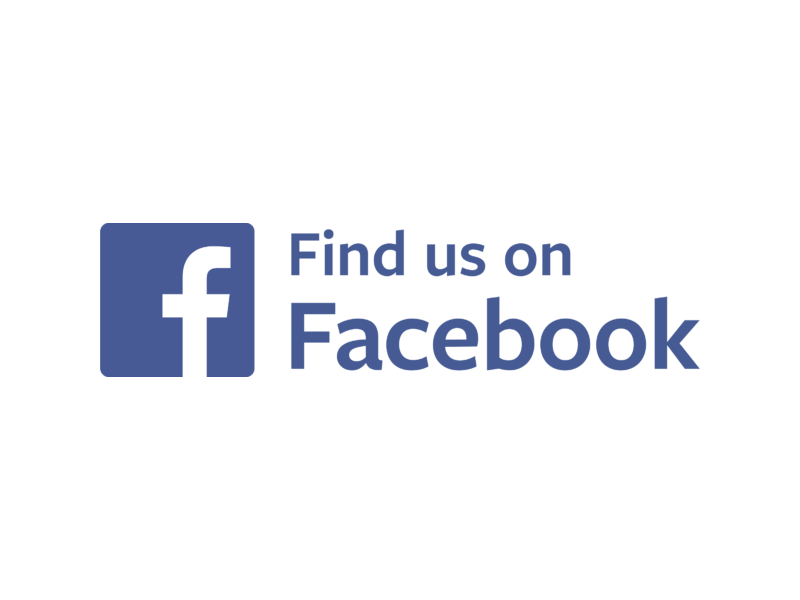 Facebook Logo to show that I am selling and connecting on Facebook