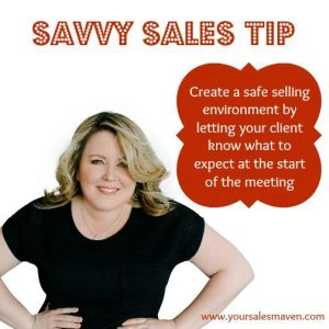 Business Development, Savvy Selling, Sales tip
