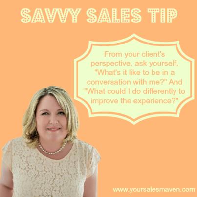 Sales Tips, Sales Training, Sales Maven, Nikki Rausch