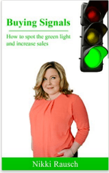 BUying Signals - how to spot the green light and increase sales book