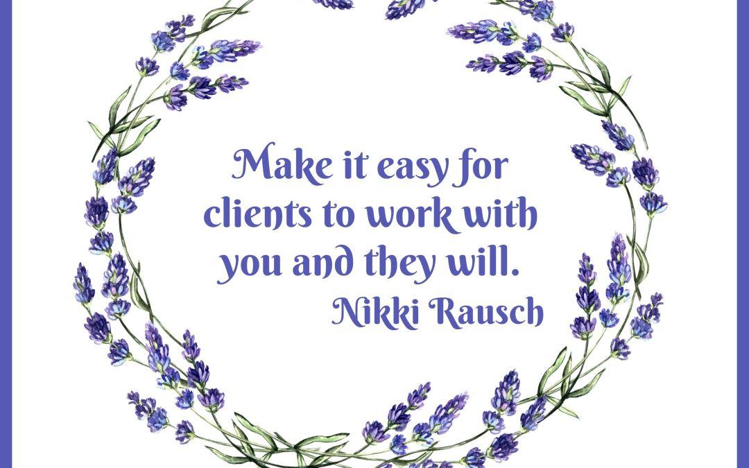 Sales Maven, Nikki Rausch, Sales Tip