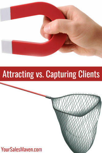 attracting clients, rapport, sales tips, selling technique, training