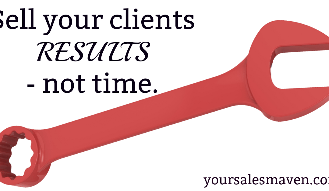 How To Get Paid For Your Client's Results