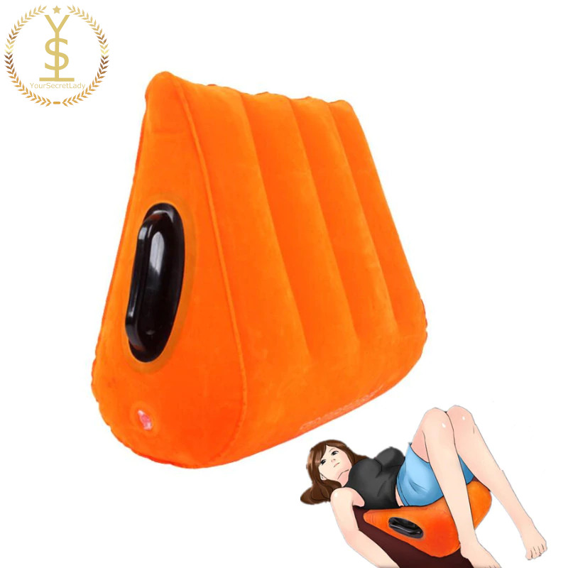 small sex wedge pillow yoursecretlady