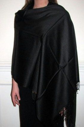 black_nepal_cashmere_shawl_wrap_1