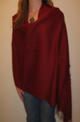 2_ply_burgundy_cashmere_shawl