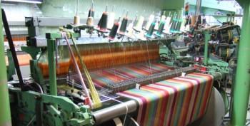 Pashmina Shawl weaving