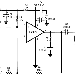 lm1875 audio amp circuit diagram [ 2307 x 1817 Pixel ]