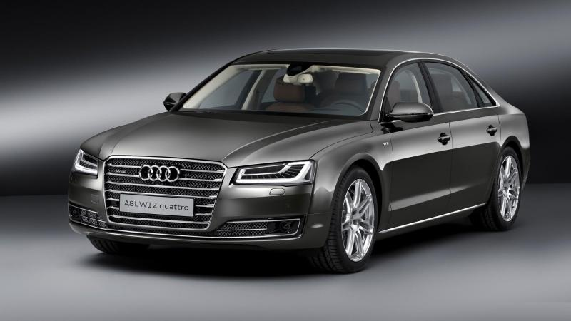 Audi A8 Limited Edition