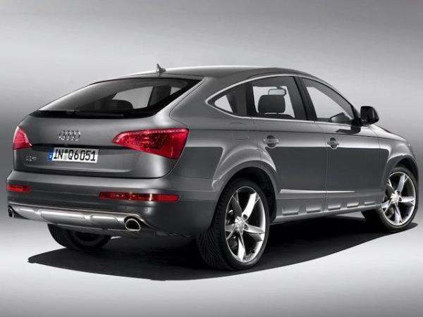 Audi Q6 vs Tesla X